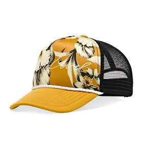 Rip Curl Girl Island Time Trucka Girls Cap - Mustard