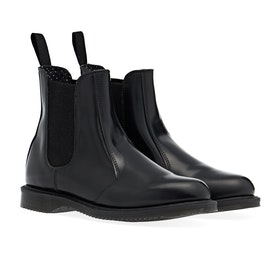 Dr Martens Flora Chelsea Women's Boots - Black