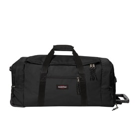 Eastpak Leatherface L + Luggage - Black