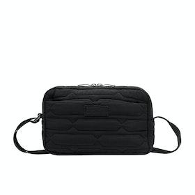 Hunter Refined Quilted X-body Damen Handtasche - Black