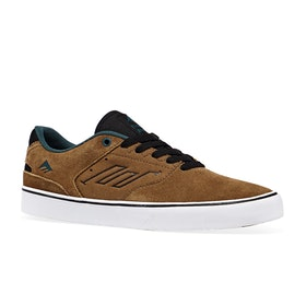Chaussures Emerica Low Vulc - Tan Black