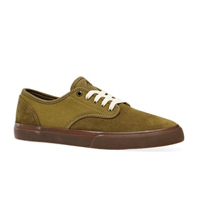 Emerica Wino Standard Shoes - Tan/gum