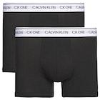 Calvin Klein 2 Pack Basic Trunk Boxer Shorts
