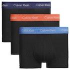 Calvin Klein 3 Pack Low Rise Trunk Boxer Shorts