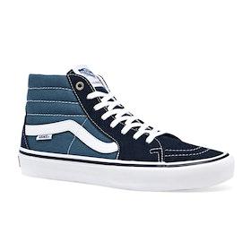 Vans SK8 Hi Pro Shoes - Navy STV Navy