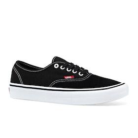 Vans Authentic Pro Shoes - Black True White