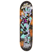 Element Barbee Cliver Silver Surfer Skateboard Deck