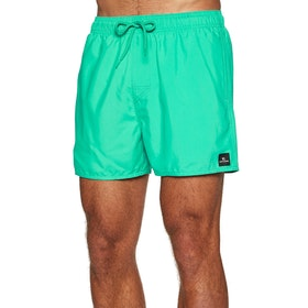 Rip Curl Offset 15'' Volley Boardshorts - Green