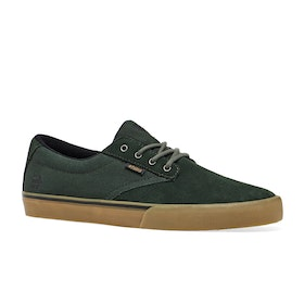 Chaussures Etnies Jameson Vulc - Green/black