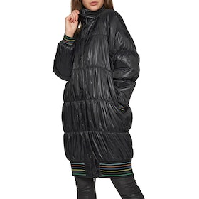 Paul Smith Quilted Coat Womens Bunda - Black
