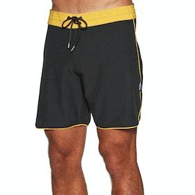 "Volcom Barnacle Stoney 17"" Boardshorts - Black"
