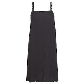 Vestido Calvin Klein Strappy - Pvh Black