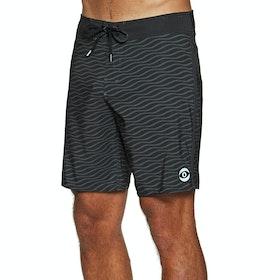 Volcom Levstone Vibes Mod Boardshorts - Black