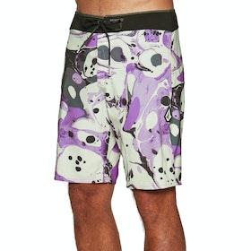 "Volcom Stone Plus Mod 20"" Boardshorts - Lilac"
