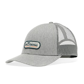 Billabong Walled Trucker Cap - Heather Grey
