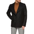 Paul Smith Wool and Cashmere Blend Pea Coat Jacke