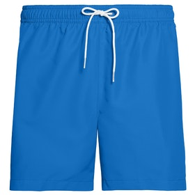 Calvin Klein Basic Drawstring Swim Shorts - Snorkel Blue