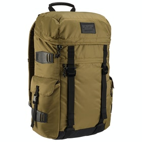 Burton Annex Laptop Rugzak - Martini Olive Flight Satin