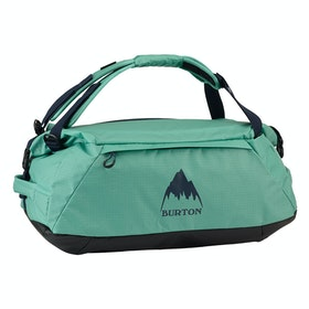 Burton Multipath 60 Duffle Bag - Buoy Blue Coated