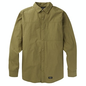 Burton Ridge Shirt - Martini Olive