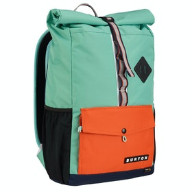 Burton Export Backpack - Buoy Blue Triple Ripstop Cordura