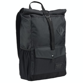 Burton Export Backpack - True Black Heather Twill