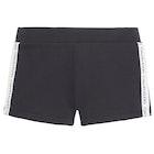 Calvin Klein Side Logo Damen Strand-Shorts