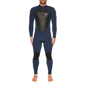 O'Neill Epic 5/4mm Back Zip Wetsuit - Navy