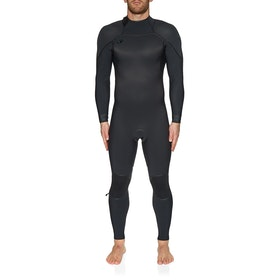 O'Neill Psycho One 5/4mm Back Zip Wetsuit - Black
