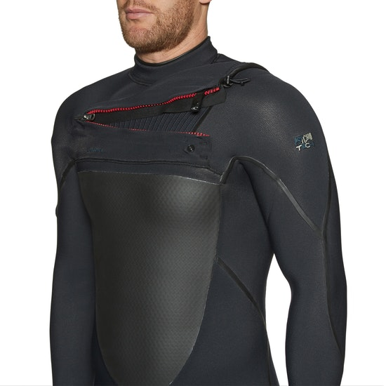 O'Neill Psycho Tech 5/4+ Chest Zip Full Wetsuit