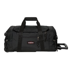Bagaglio Eastpak Leatherface M + - Black