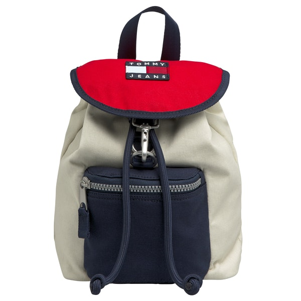 Tommy Jeans Heritage Sm Canvas Women's Backpack