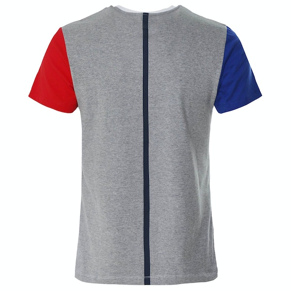 T-Shirt de Manga Curta Homen Hackett Aston Martin Racing Multi