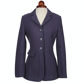 Shires Clifton Hunt Ladies Competition Jackets - Navy