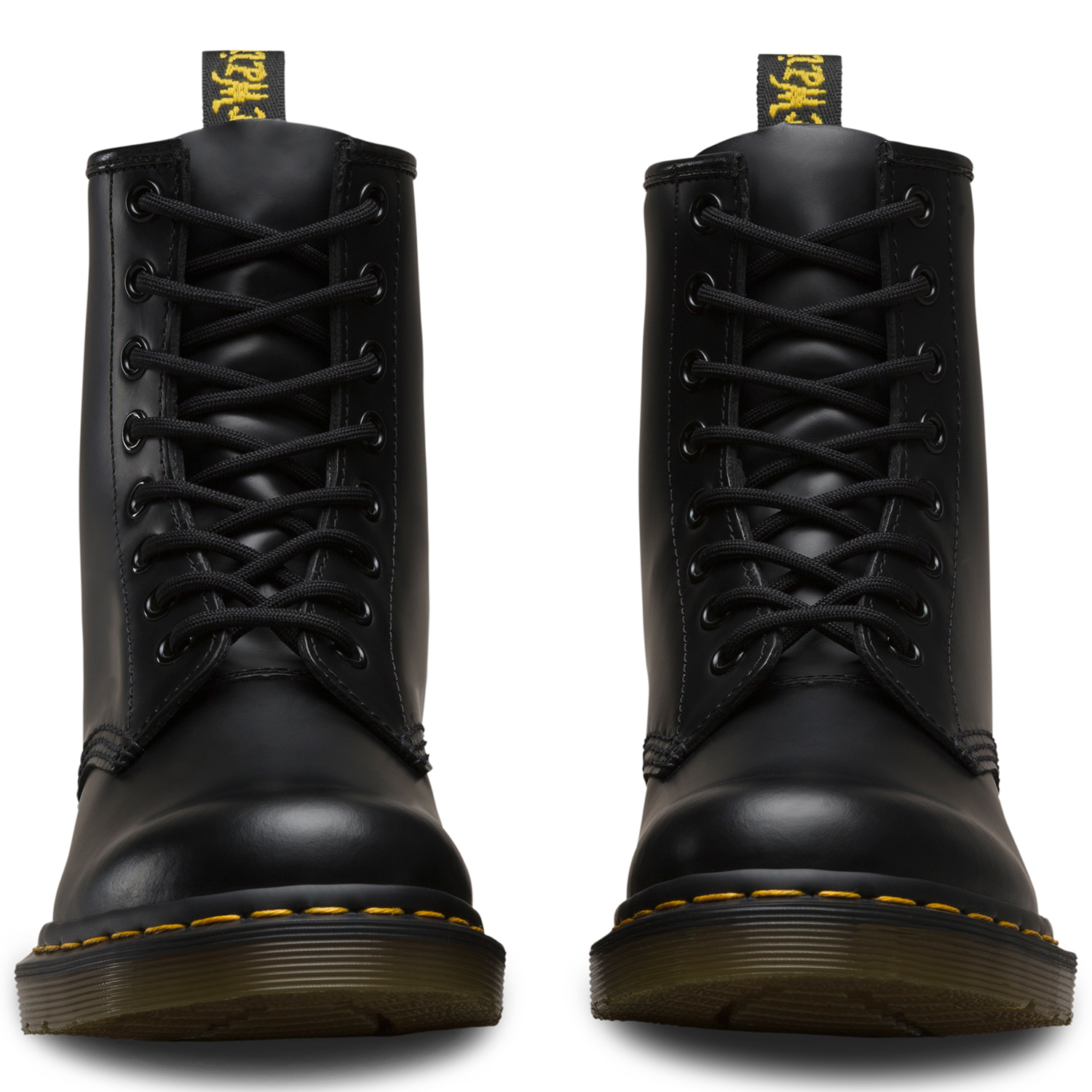 Stivali Dr Martens 1460 Black Smooth in saldo su Country