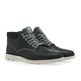 Timberland Bradstreet Chukka Men's Boots - Dark Grey Full Grain