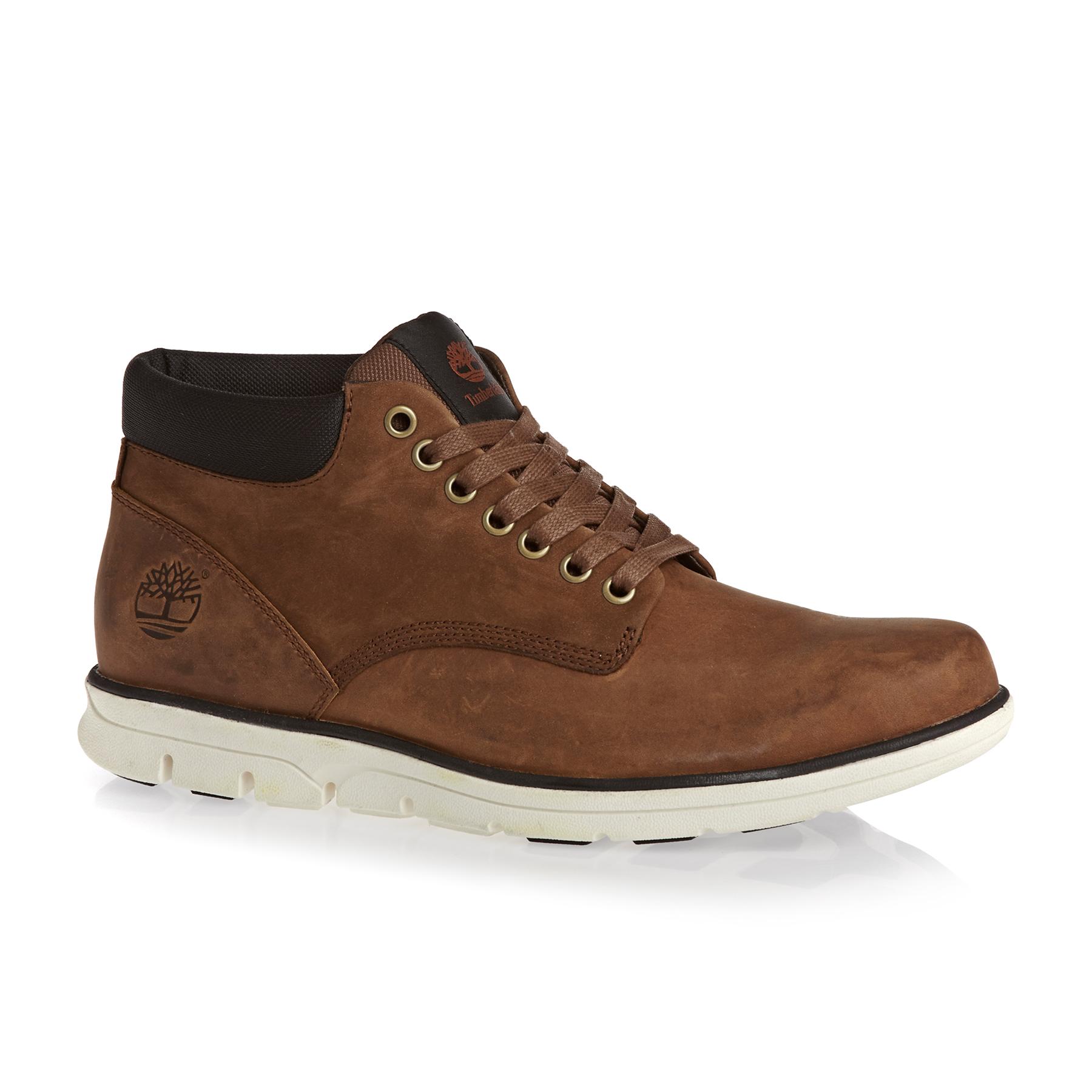 Timberland Bradstreet Chukka Men's Boots Brown   Country Attire