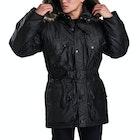 Barbour International Ergo Parka Wax Jacket
