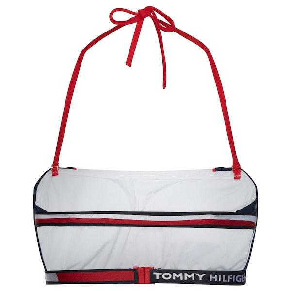 Top Bikini Donna Tommy Hilfiger Bandeau