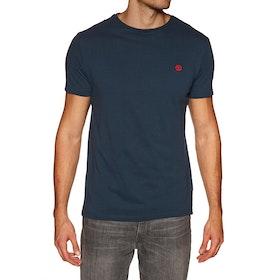 Timberland Dunstan River Crew Men's Short Sleeve T-Shirt - Dark Sapphire