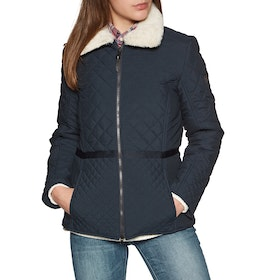 Aigle Umbli Womens Bunda - Dark Navy