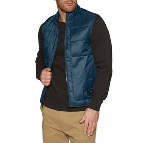 Paul Smith Padded Men's Gilet - Navy