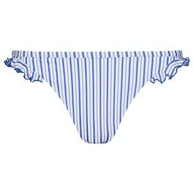Tommy Hilfiger Cheeky Bikiniunterteil - Seesucker Blue