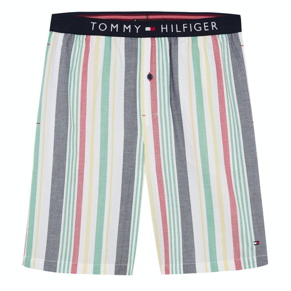 Pyjamas Tommy Hilfiger Woven Short Stripe