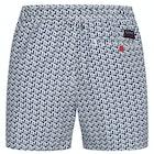 Pantaloncini da Bagno Tommy Hilfiger Medium Drawstring Cube Print