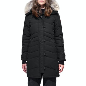 Canada Goose Lorette Slim Fit Women's Jacket - Black