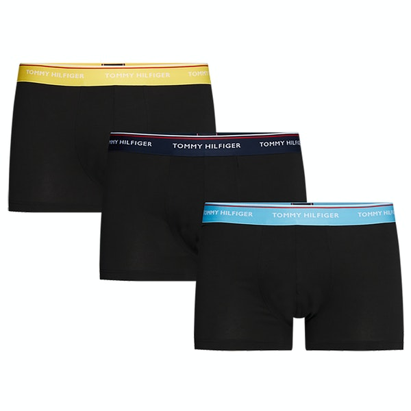 Tommy Hilfiger 3 Pack Waistband Trunk ボクサーショーツ