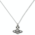 Vivienne Westwood Odelina Small Bas Relief Pendant Necklace