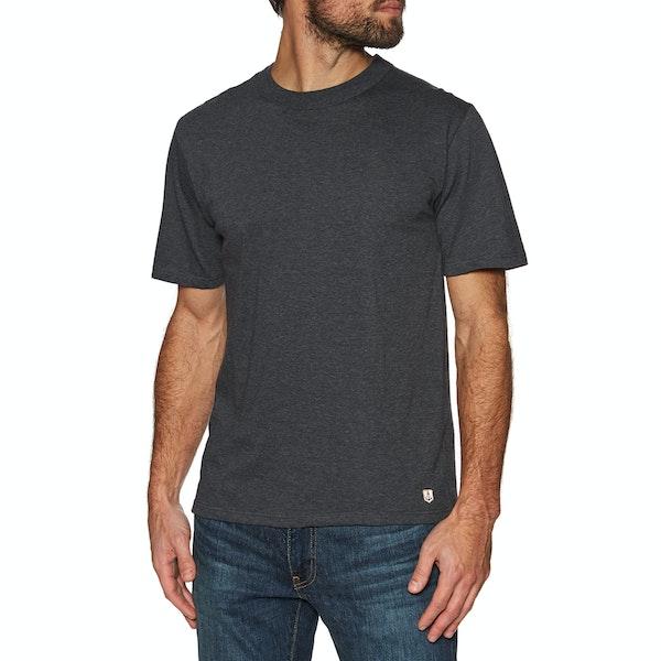T-Shirt à Manche Courte Homme Armor Lux Mc Uni Herit