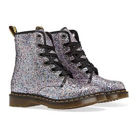 Dr Martens 1460 Farrah Chunky Glitter Women's Boots - Multi Blue
